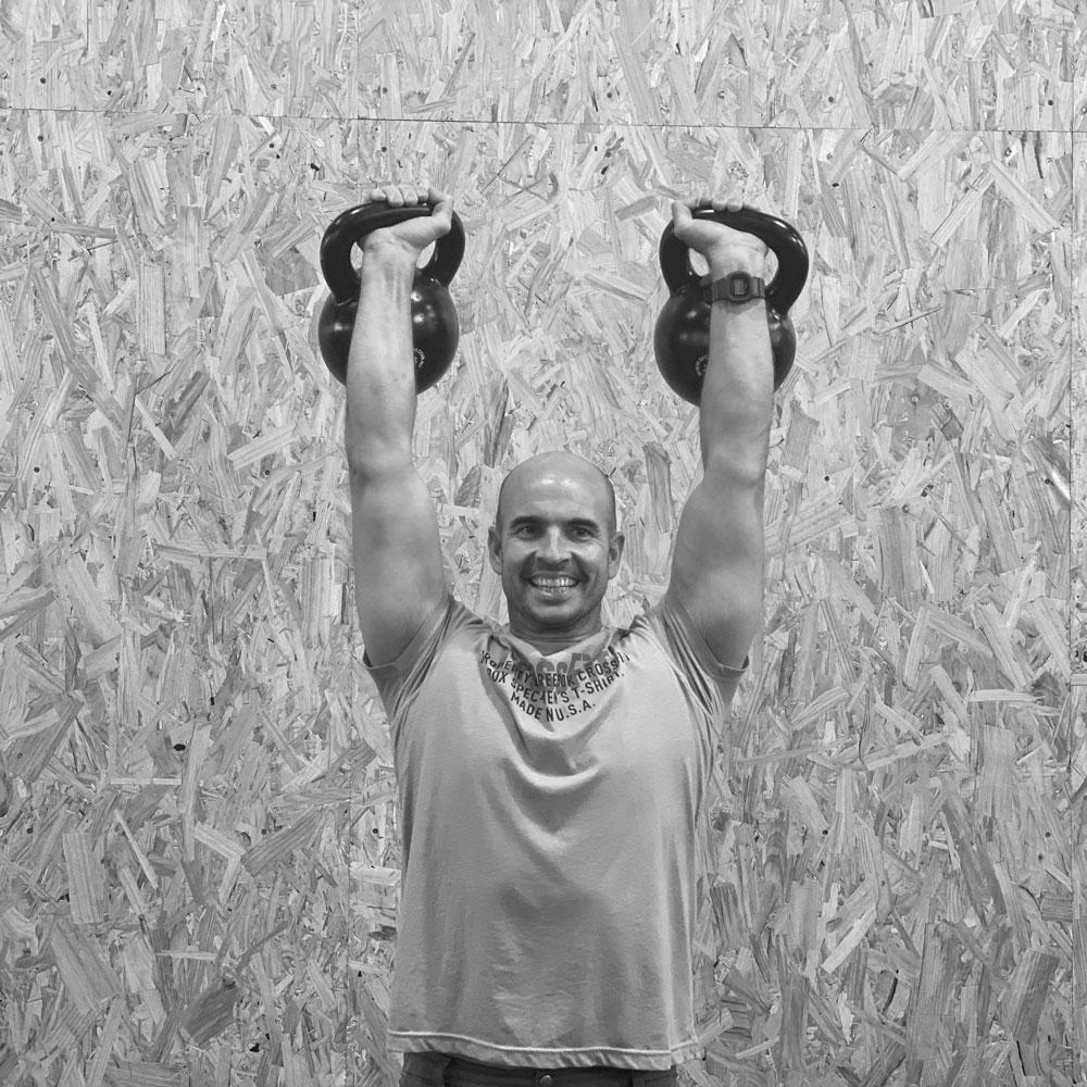 Brett Fforde - Coach CrossFit Sisyphus - CrossFit Gym on the Sunshine Coast, Maroochydore